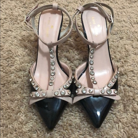 911cb7b56 kate spade Shoes - SUPER SALE 💰💰Kate Spade Julianna Black patent